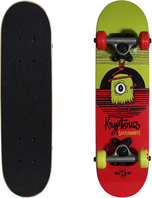 Kryptonics Locker Board Skateboard Popular products Complete Long-awaited