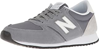 new balance 420 grey suede