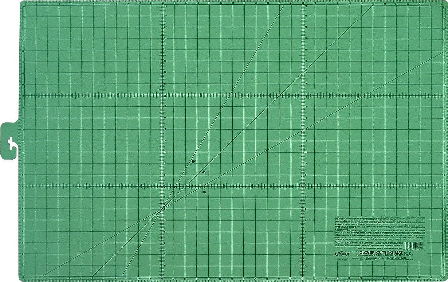 Clover 24x36 mat, Green