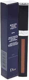 Christian Dior Rouge Dior Liquid Lip Stain, Scandalous Metal, 0.2 Ounce