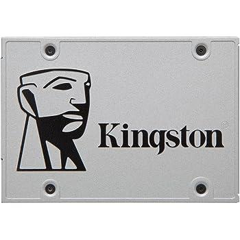 キングストン Kingston SSD 120GB 2.5インチ SATA3 TLC NAND採用 Now UV400 3年保証 SUV400S37/120G