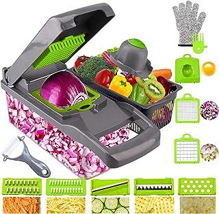 Sponsored Ad - Onion Chopper Swongar Pro Multiple Vegetable Chopper Cheese Grater Durable Fruit Chopper Vegetable Slicer C...