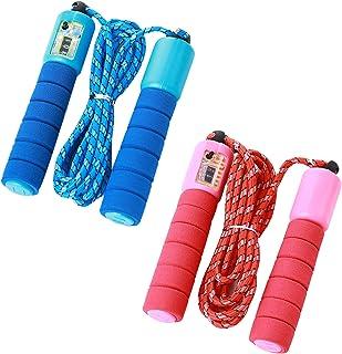 Ebelken Kids Jump Ropes filles et garçons Corde à sauter pour corde à sauter pour enfants