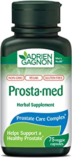 Adrien Gagnon – Sante Prosta-med 75 Capsules, Prostate Support Supplement with Stinging Nettles, Saw Palmet...