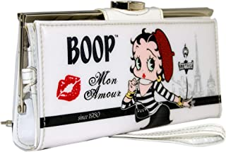 Betty Boop Purse,Women's Wallet,Lady's Purses,Card Holder,Official Licensed
