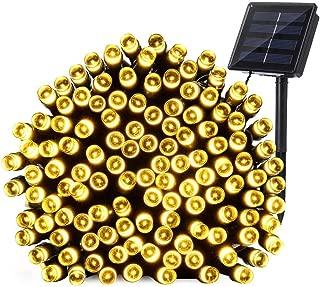 copper solar string lights