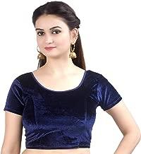 Best velvet saree blouse Reviews