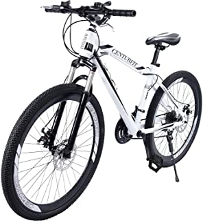 CENTURFIT Bicicleta Deportiva Bicicleta Rodada 26 Bicicleta Deportiva R 26 21 Velocidades Ruta Bicicleta r26 Bicicletas Ci...