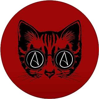 EvolveFISH Circle Atheist Cat 5