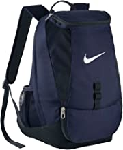 NIKE Club Team Swoosh Backpack [Midnight Navy/Black/White] (OS)
