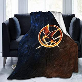 Others Mocking-Jay Bird Ultra-Soft Micro Fleece Blanket 3D Printed Warm Throw Blanket for Couch 50
