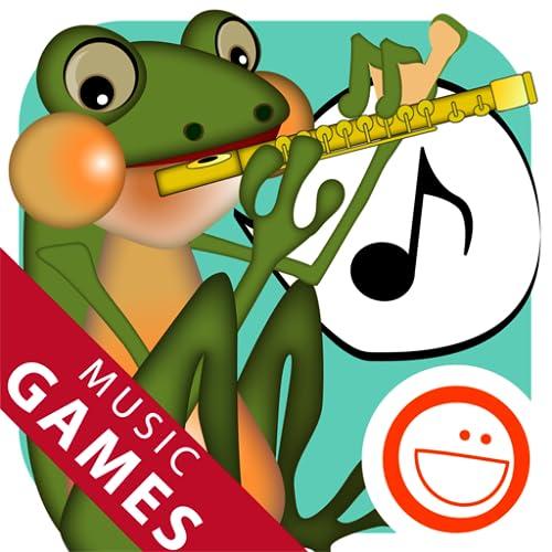 Juegos de Música: The Froggy Bands