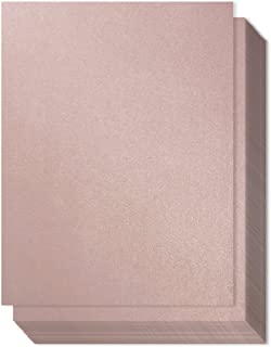 Best Paper Greetings 96-Pack Mauve Colored Paper, 8.5 x 11 Inches