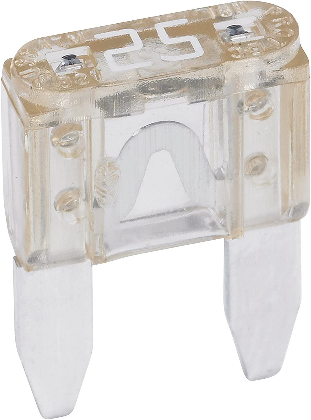 Beauty products Bussmann 25 Amp Fuse Mini OFFicial store Blade