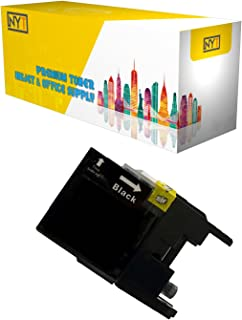 New York Toner New Compatible 1 Pack LC79 BK High Yield Inkjet For Brother MFC MultiFunction Printers : MFC-J5910DW | MFC-J6510DW | MFC-J6710DW | MFC-J6910DW . -- Black