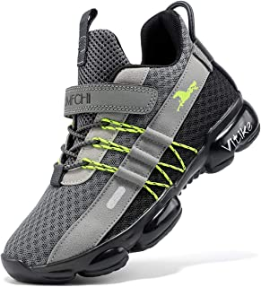 Boys Sneakers Kids Running Shoes Girls Mesh Fitness Shoe...