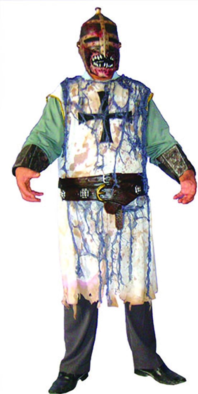 Confettery - Herren Karnevals-Kostüm Set Zombie Kreuzritter, One Größe, Mehrfarbig B074S6F6M4  Erste Qualität    Hochwertige Produkte