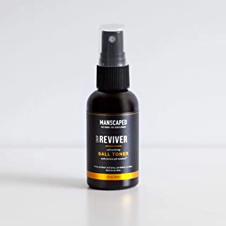 Manscaped Men's Body Toner Spray The Crop Reviver, Cooling Groin Spritz with Aloe..
