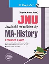 JNU : MA (HISTORY) Entrance Exam Guide