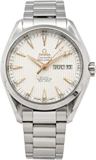 Omega Seamaster Mechanical (Automatic) Silver Dial Mens Watch 231.10.43.22.02.003 (Certified Pre-Owned)