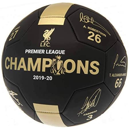 Liverpool Champions Player Ball Size 5