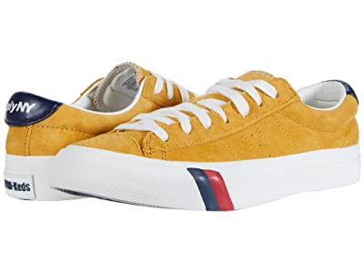 Pro-Keds Royal Plus Only NY Suede (Amber Gold) Men