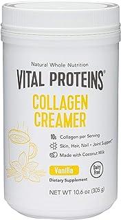 Vital Proteins Vanilla Collagen Creamer