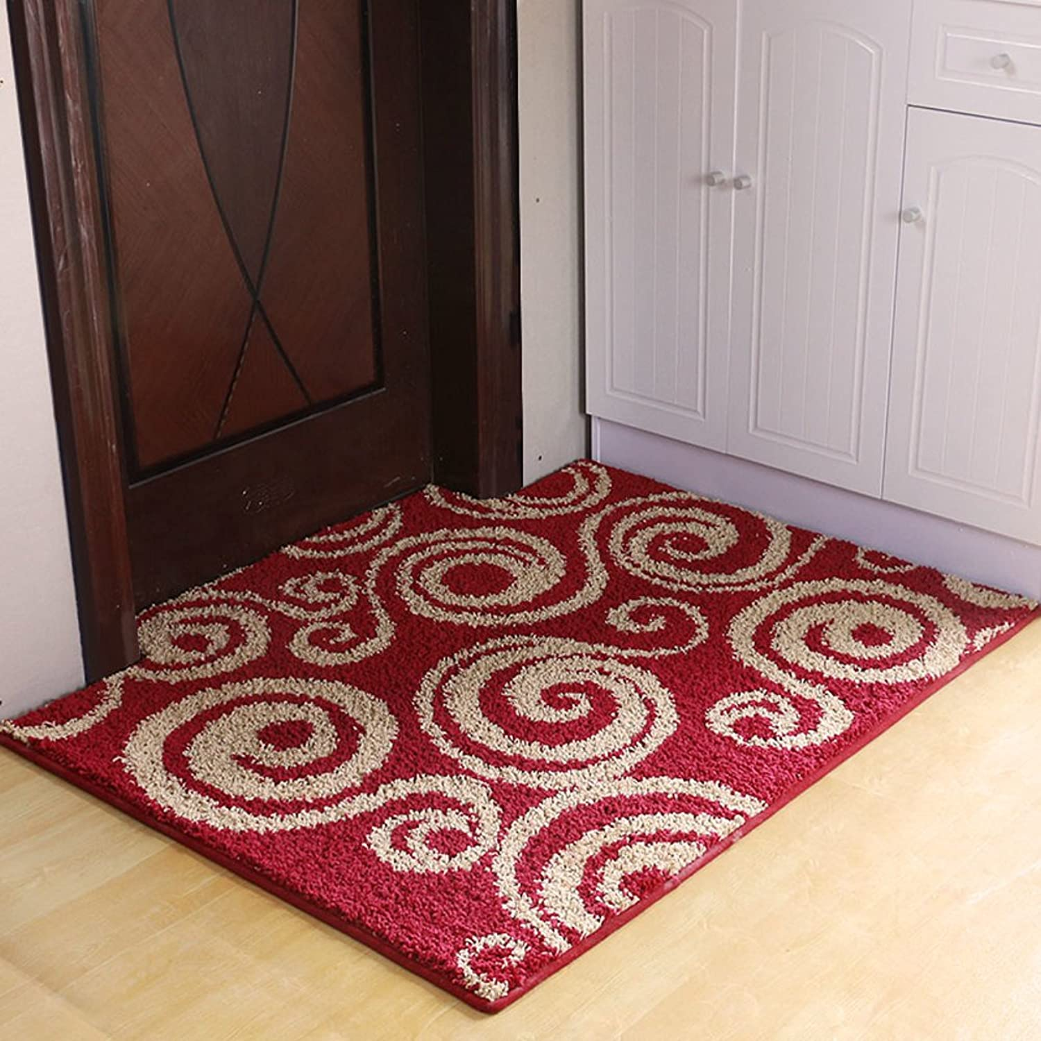 Door mat,Gate pad,Rug,Carpet,Doormat,Indoor mat,Doormat,Foot pad,Doormats,[foyer carpet]-D 60x90cm(24x35inch)