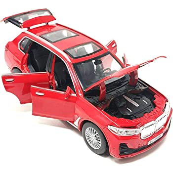 Magicwand®🙆 1:32 Scale Die-Cast Beemer X7 with Openable 🎊Doors and Pull Back Action (Color May Vary)🙆