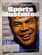 Best sports illustrated junior seau Reviews