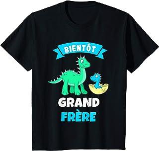 Enfant Enfant Bientôt Grand frère T-Shirt