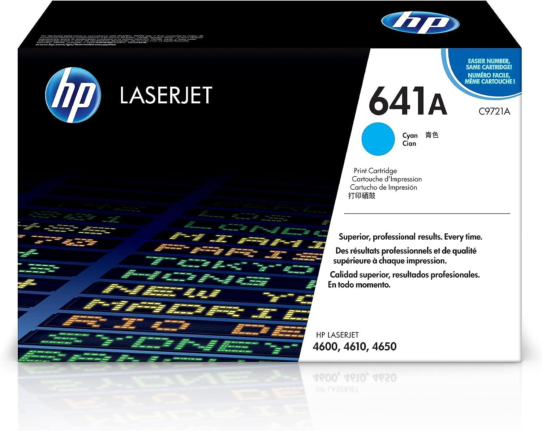 HP 641A | C9721A | Toner-Cartridge | Cyan