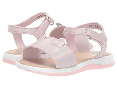 Kid Express Esther (Toddler) (Pink Combo) Girls Shoes