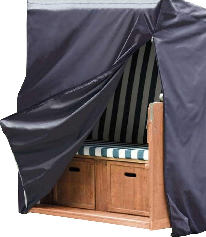 XXL Strandkorbhülle 2020 Oxford 420D 155 x 105 x 170 135 cm Strandkorb-Schutzhülle