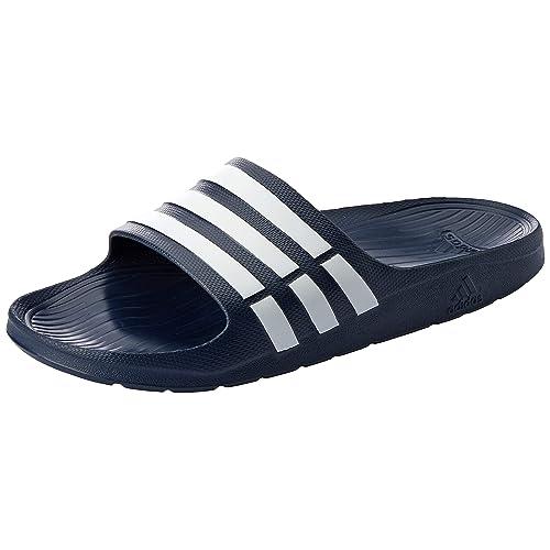 06405960d adidas Unisex Adult Duramo Slide Open Toe Sandals