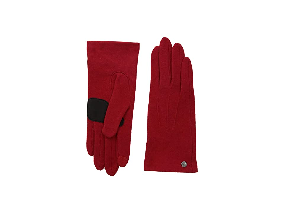 Echo Design Classic Gloves (Ruby Red) Extreme Cold Weather Gloves
