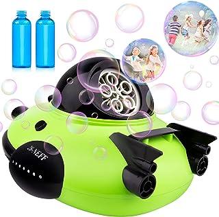 ROYPOUTA Bubble Machine, Bubble Maker Machine for Kids 2000+ Bubbles Per Minute, Bubble Machine for Toddler Girls Boys Baby Indoor Outdoor