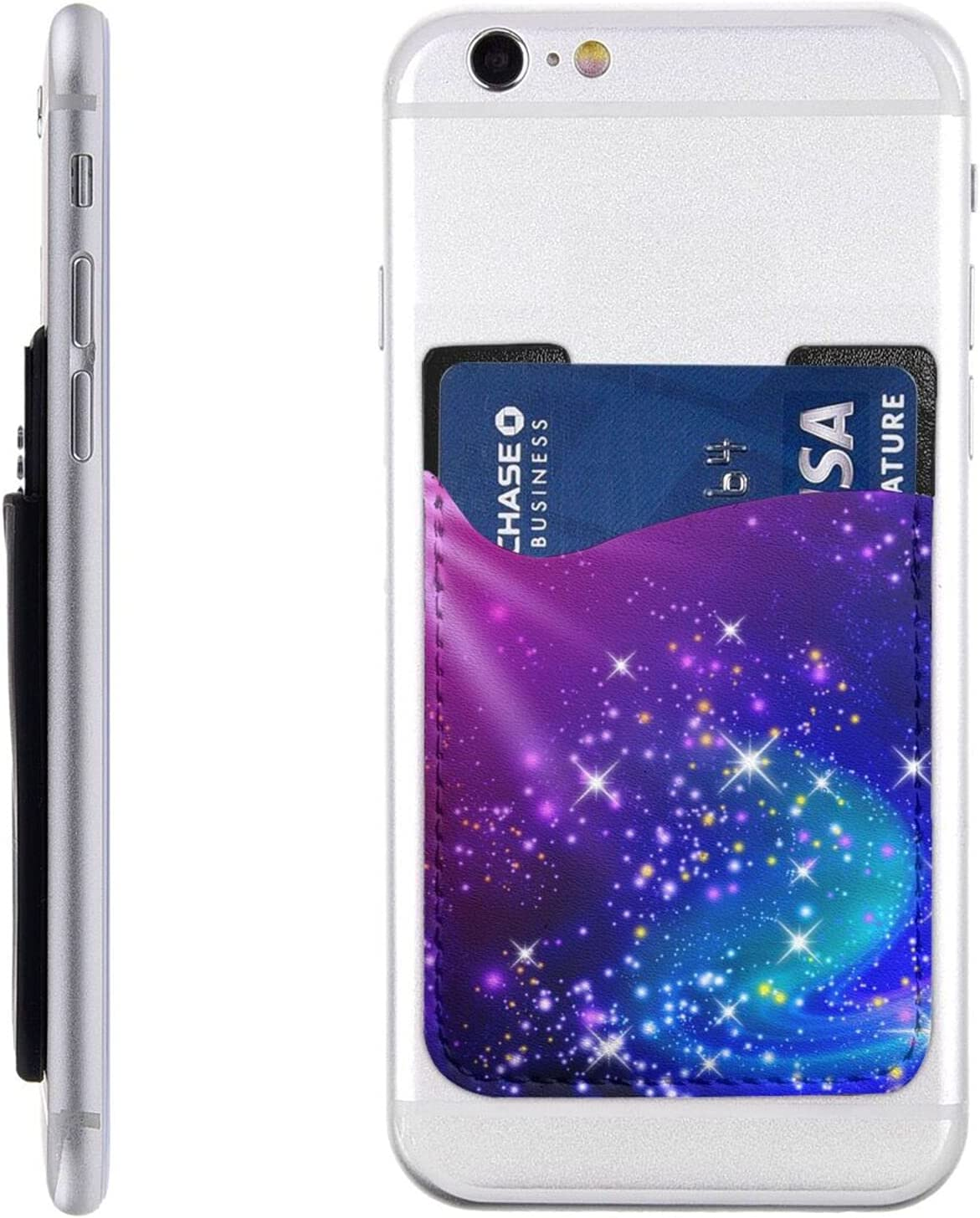 sold out Mysterious Stars Phone Card Holder Stick On Our shop OFFers the best service Cell Wall