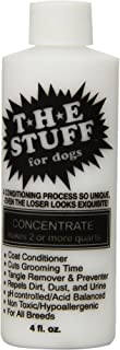 The Stuff Leave in Pet Coat Conditioner and Detangler Concentrate - Choose Size