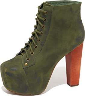 the latest 2fc3e d4961 Amazon.it: Jeffrey Campbell - Verde: Scarpe e borse