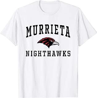 Murrieta Valley High School Nighthawks T-Shirt C1
