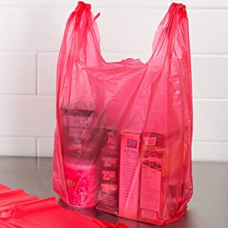 Best red plastic bag Reviews
