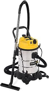 POWERPLUS POWX324 Aspirador seco/h?medo, 1200 W, 240 V, 30 Litros