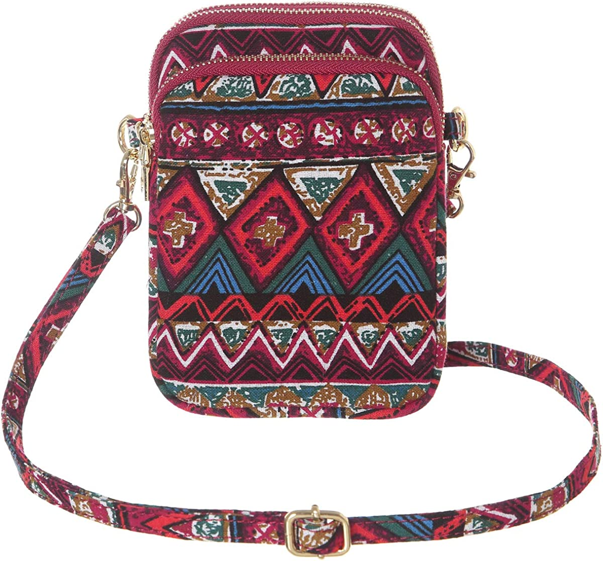HAIDEXI Lightweight Small Crossbody Ranking TOP15 Special Campaign bags Trave Phone Cell Purses