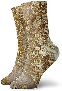 石造りの平板の流行の多彩でファンキーなパターン化された綿の服のソックス11.8インチ