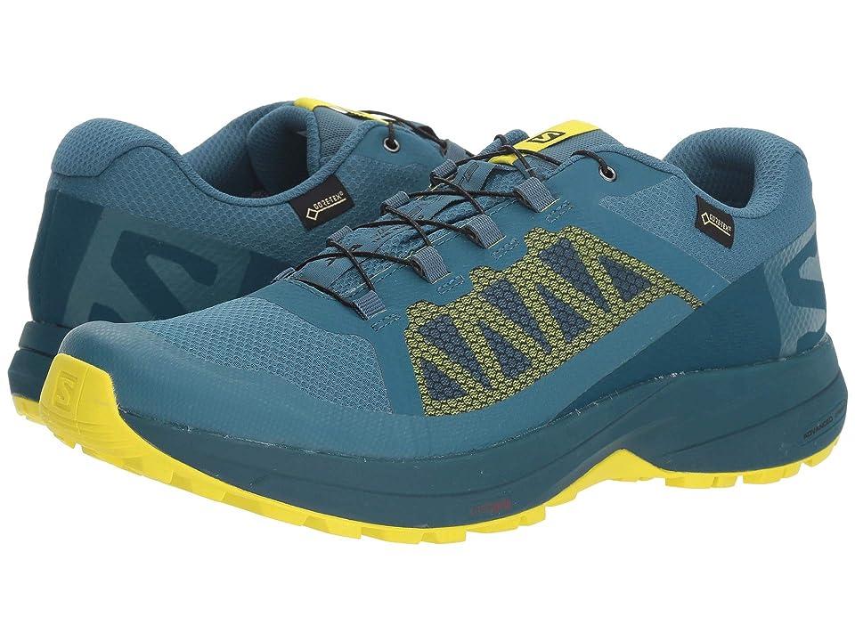 Salomon XA Elevate GTX(r) (Mallard Blue/Reflecting Pond/Sulphur Spring) Men's Shoes