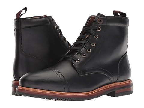 Florsheim Men's Foundry Cap Toe Lace-Up Boots