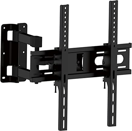 Alpha Single Arm Articulating (Tilt & Swivel) LCD/LED TVs Wall Mount Bracket -(ALB15-55SA, Profile : 115-420mm, Load Capacity : 30Kg