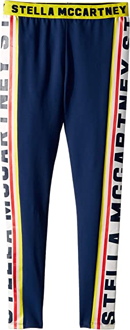 Logo Sport Leggings (Big Kids)