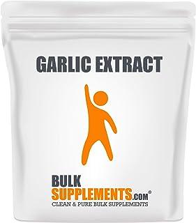 BulkSupplements Garlic Extract Powder (100 Grams)